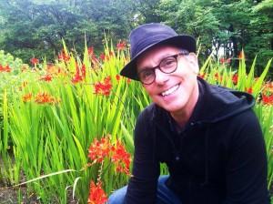 Philippe Duhamel, volunteer coordinator for Quebec's One Generation Moratorium Campaign to ban fracking.